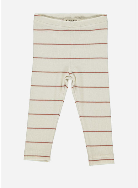 MarMar Copenhagen leg - chutney stripe