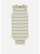 MarMar Copenhagen bini body - dark olive stripe