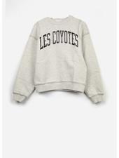 Les Coyotes De Paris melina stone melange