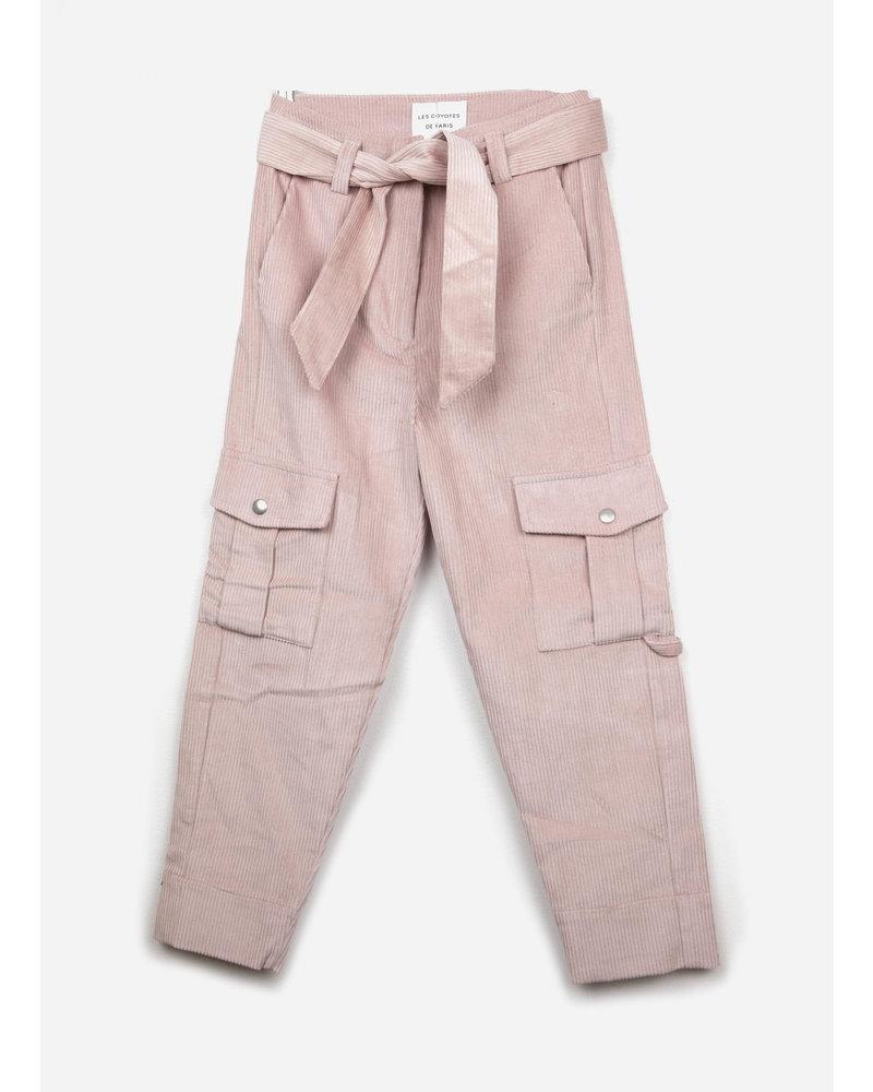 Les Coyotes De Paris judy soft pink