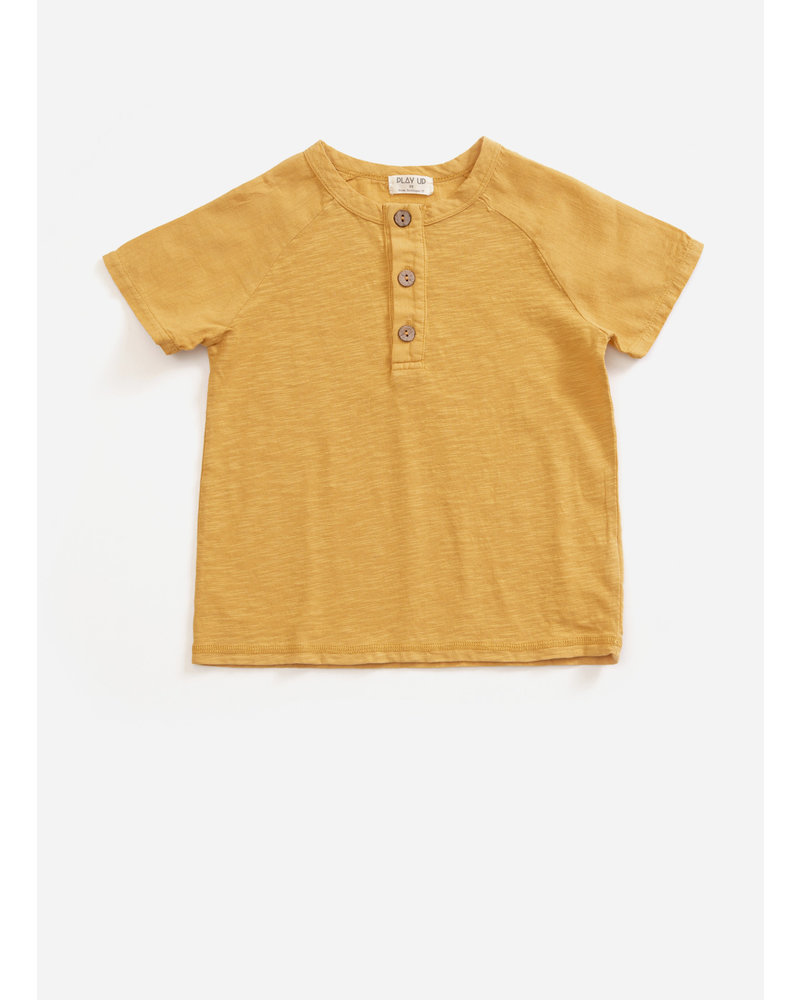 Play Up mixed tshirt - sea almond