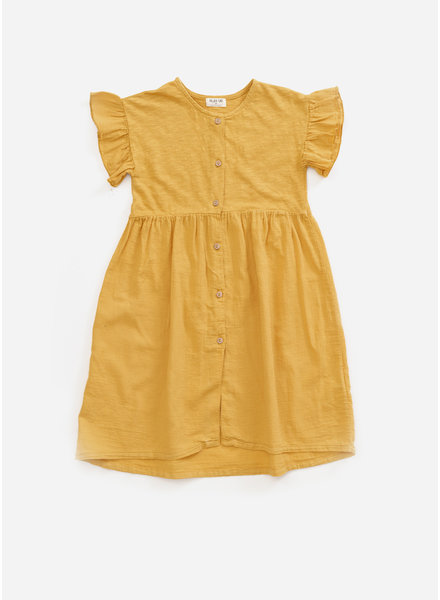 Play Up mixed dress - sea almond