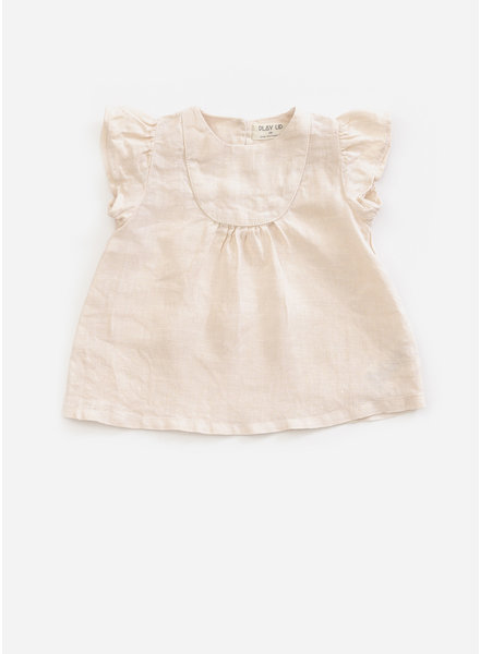 Play Up linen tunic - wrap