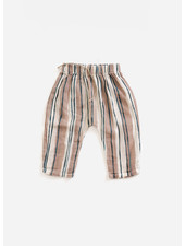 Play Up printed woven trousers - jute