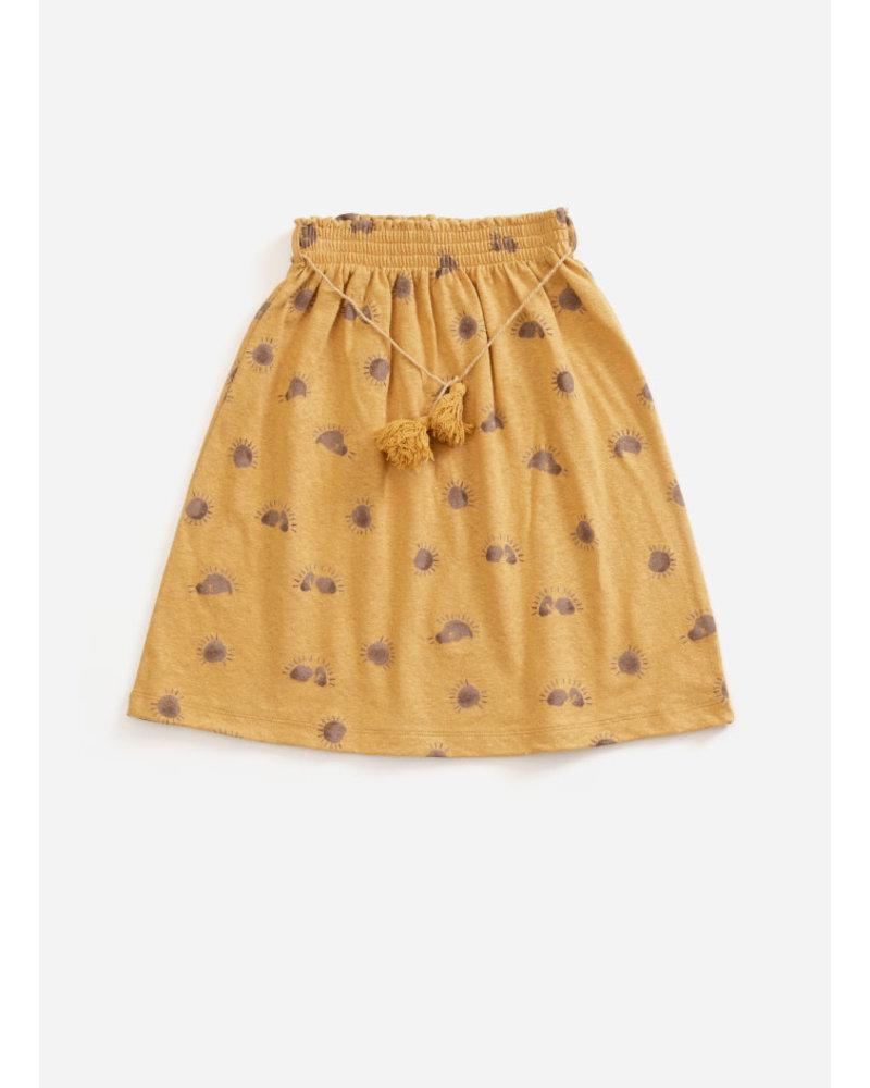 Play Up printed jersey skirt - sea almond