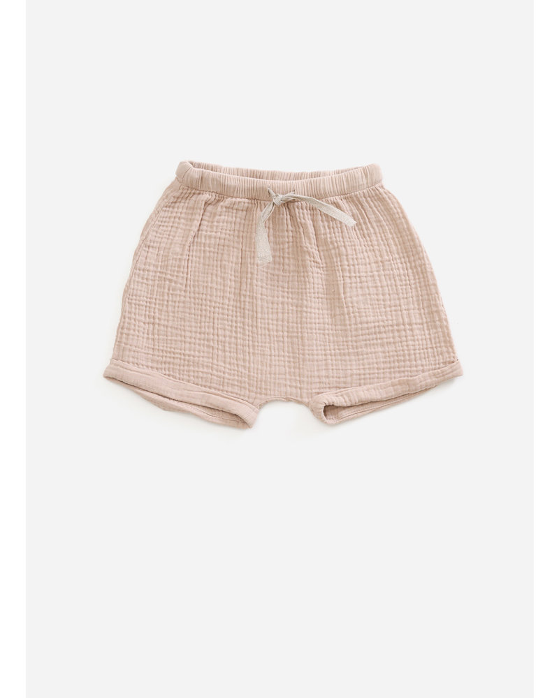 Play Up woven shorts - jute