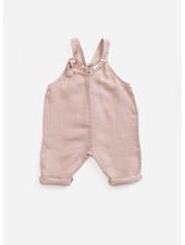 Play Up linen jumpsuit - jute