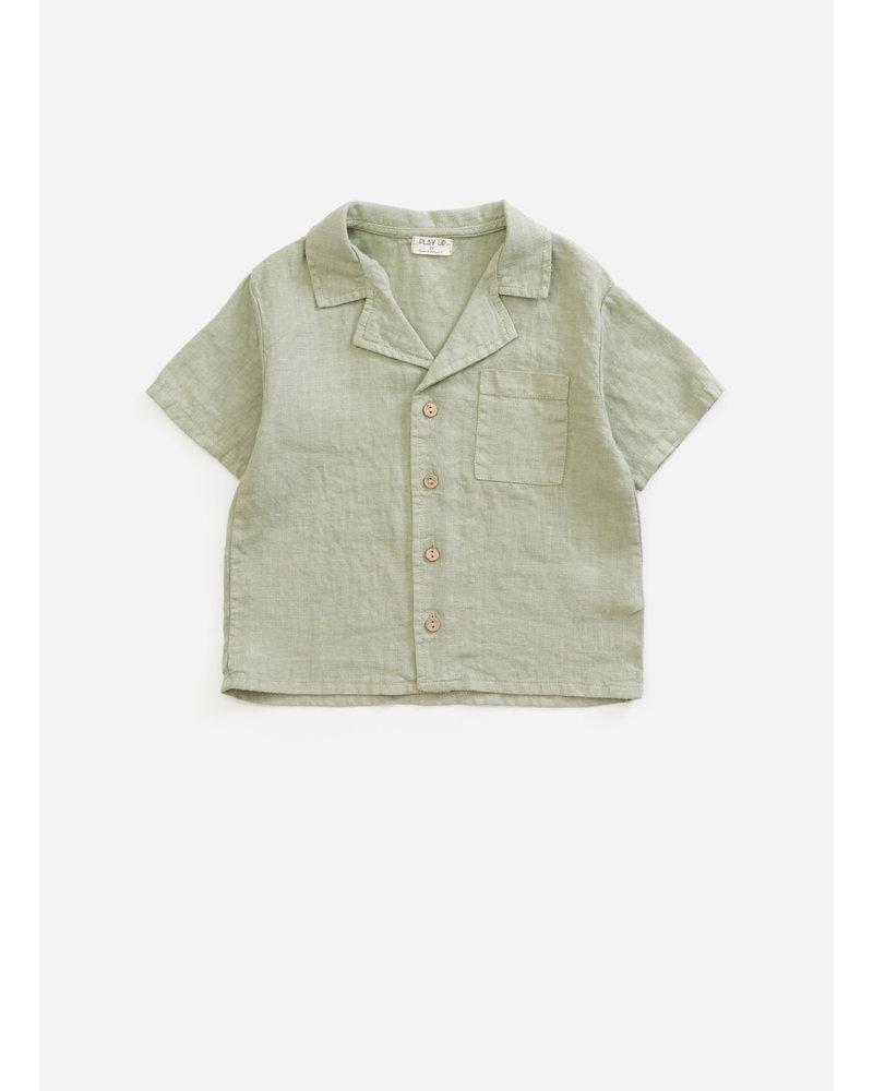 Play Up linen shirt - codium