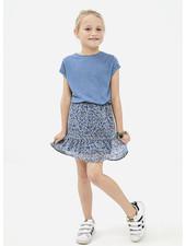 By Bar charlie skirt flower - indi grey
