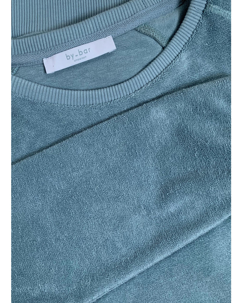 By Bar teddy slub sweater - cloud