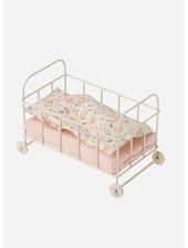 Maileg baby cot metal micro