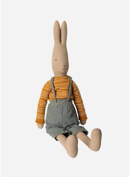 Maileg rabbit size 5, overalls