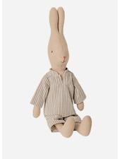 Maileg rabbit size 2, pyjamas