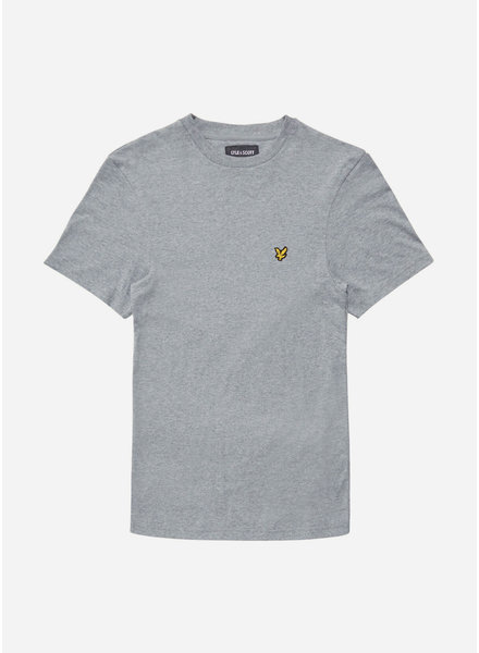 Lyle & Scott classic t-shirt vintage grey heather