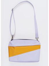 Susan Bijl recollection bum bag lavender - moutarde