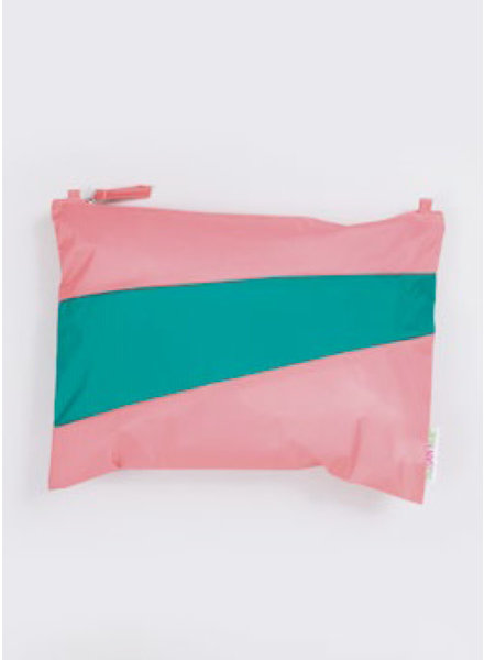 Susan Bijl recollection pouch floyd - seaweed