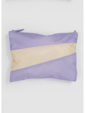 Susan Bijl recollection pouch lilac - cees