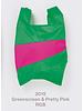 Susan Bijl recollection shopping bag greenscreen - pretty pink