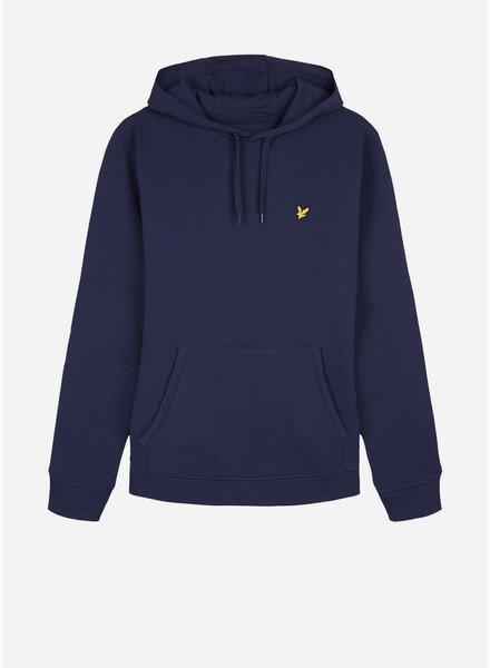 Lyle & Scott classic oth hoodie fleece navy blazer