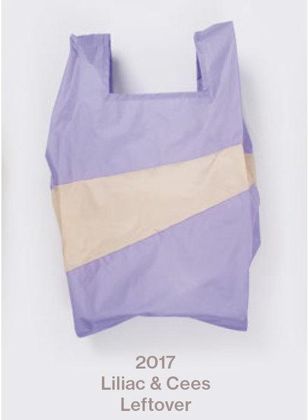 Susan Bijl recollection shopping bag lilac - cees