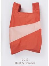 Susan Bijl recollection shopping bag rust -powder