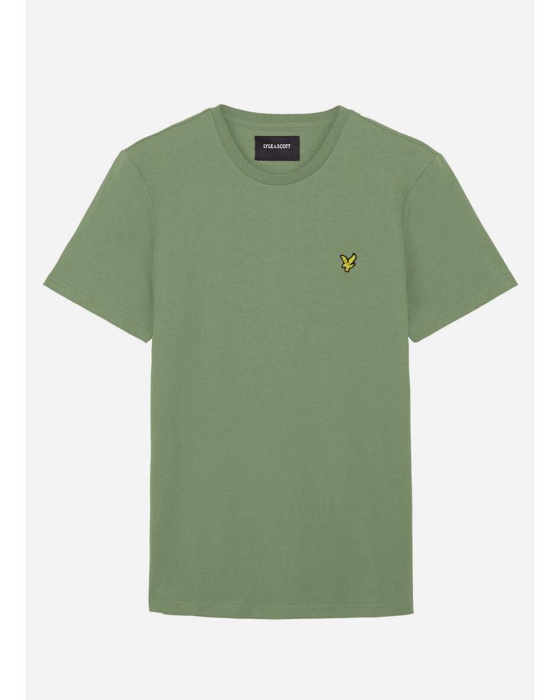Lyle & Scott classic t-shirt hedge green