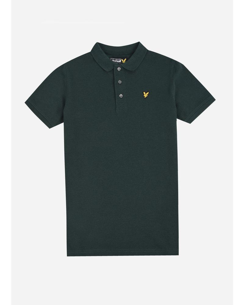 Lyle & Scott classic polo shirt pine grove