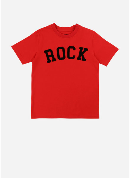 Zadig & Voltaire tee shirt manches rouge vif