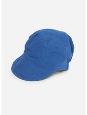 Wander & Wonder postman cap french blue