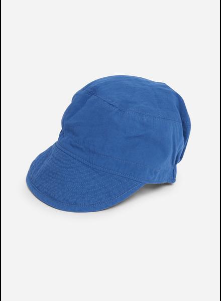 Wander & Wonder postman cap french blue