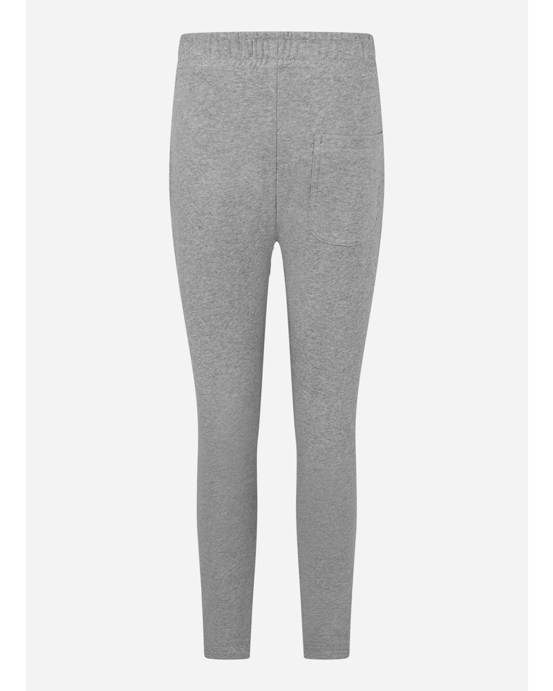 Lyle & Scott zip skinny bb jogger vintage grey heather