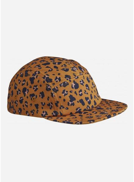 Liewood rory cap mini leo mustard