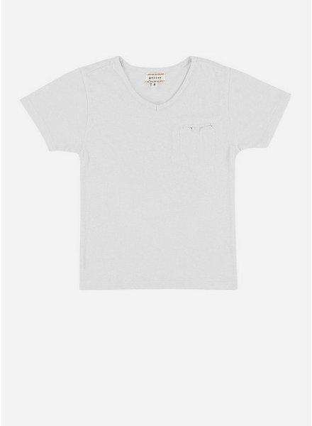 Morley loyd jersey white boys shirt