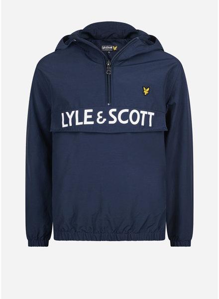 Lyle & Scott oth windcheater navy blazer