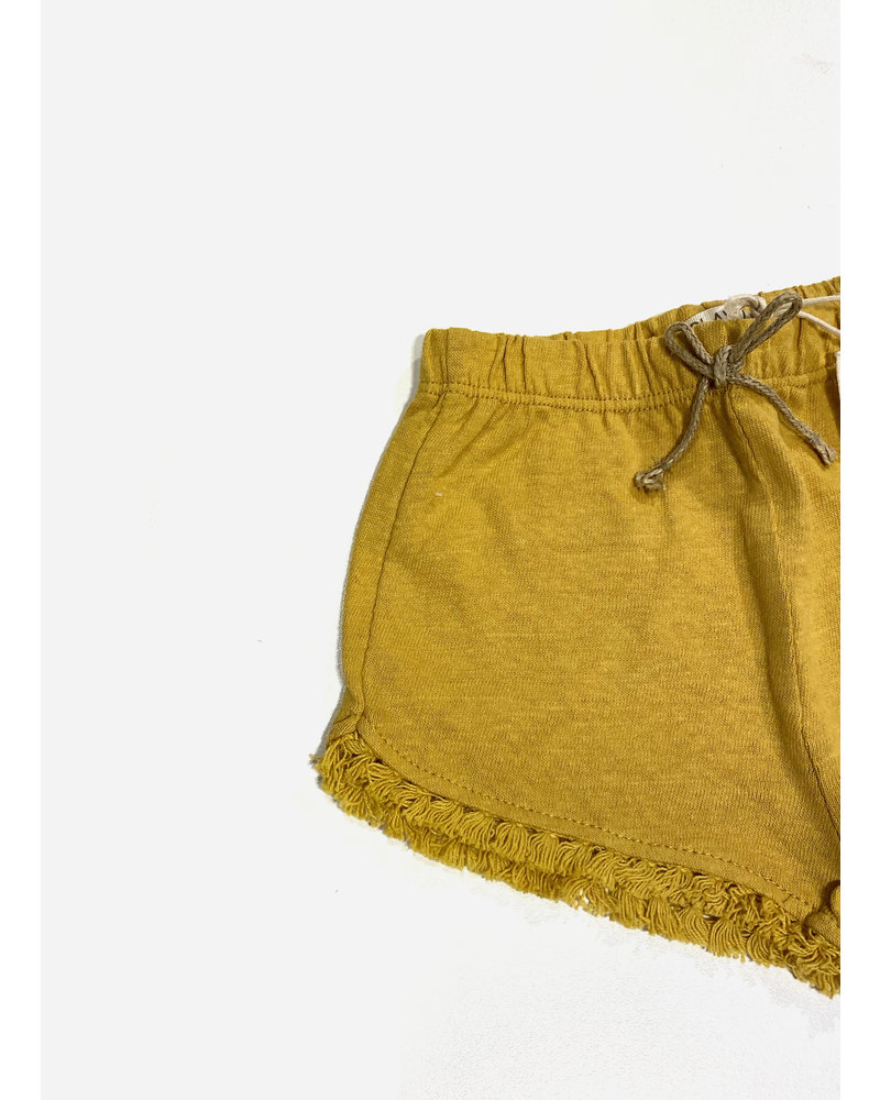 Play Up jersey shorts - sea almond