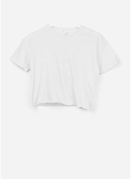 Morley labrador jersey white boys shirt