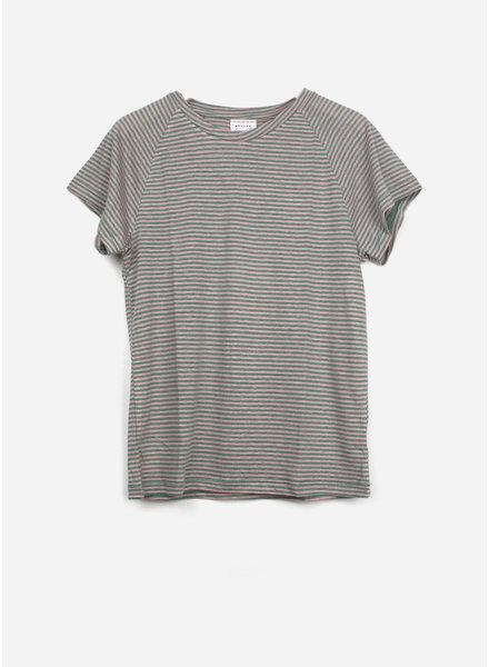 Morley harvey stripe rose boys shirt