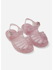 Liewood bre sandals glitter rose