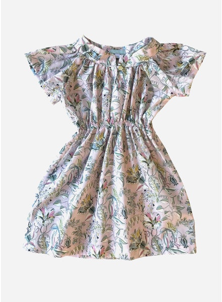Club Cinq luna dress liberty flower