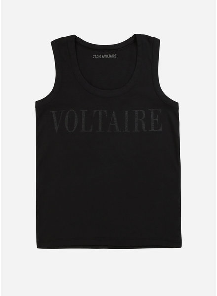 Zadig & Voltaire debardeur - charbon