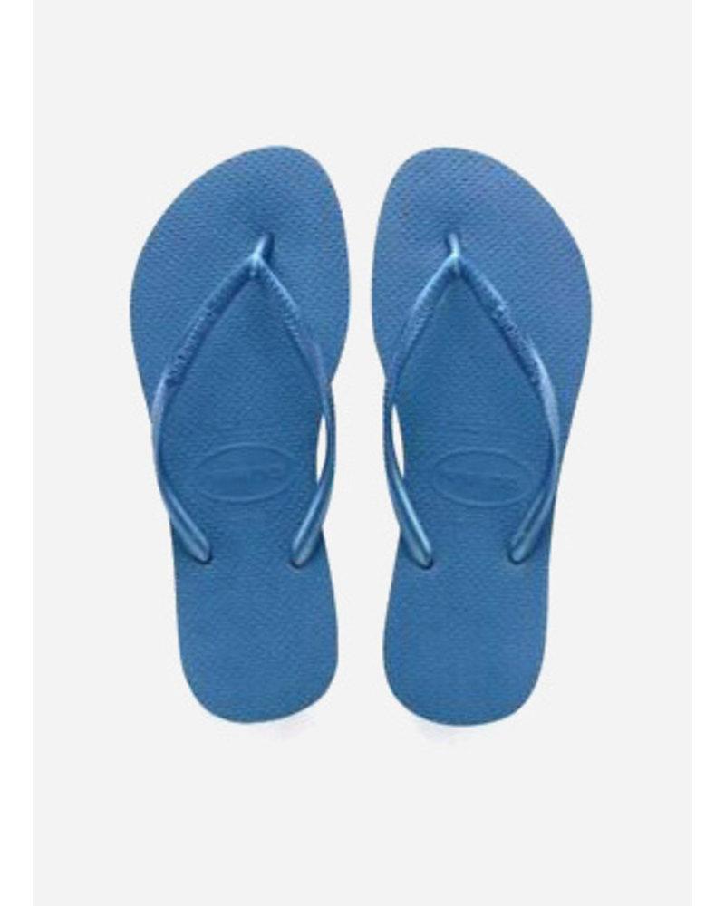 Havaianas flip flop slim blue
