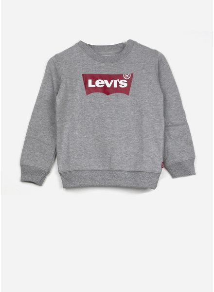 Levi's crew grey heather