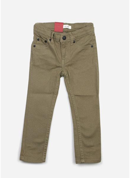 Levi's jeans 510 skinny khaki