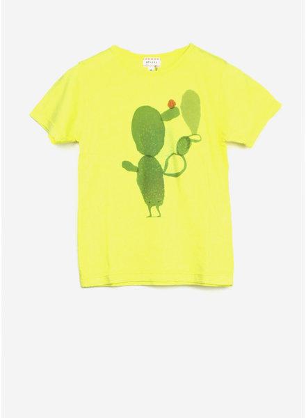 Morley flip cactus lemon tshirt