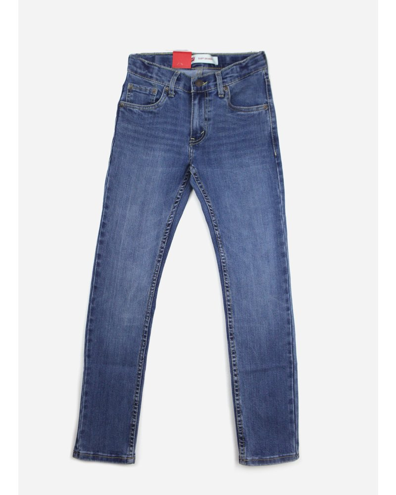 Levi's jeans 510 skinny calabasas