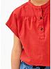 By Bar bo blouse - pepper