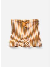 Liewood otto swim pants mustard/white