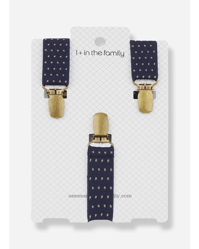 1+ In The Family koldo suspenderrs bluenotte