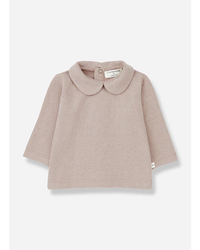 1+ In The Family pineta blouse rose
