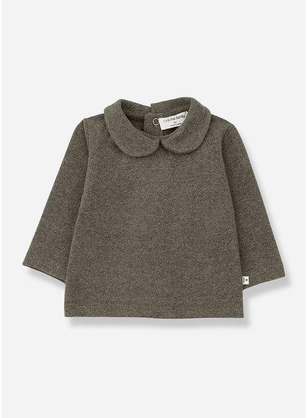 1+ In The Family pineta blouse terrau